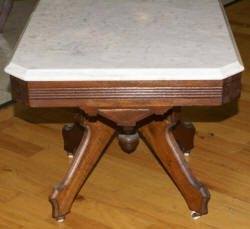 Eastlake petite parlor coffee table