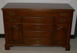 Henkel Harris solid cherry buffet