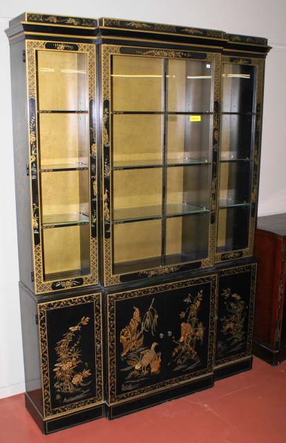 Asian Drexel China Cabinet ...