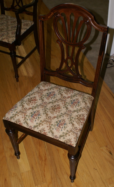 Old Wood Dining Room Chairs antique dining room furniture | mahogany dining room furniture