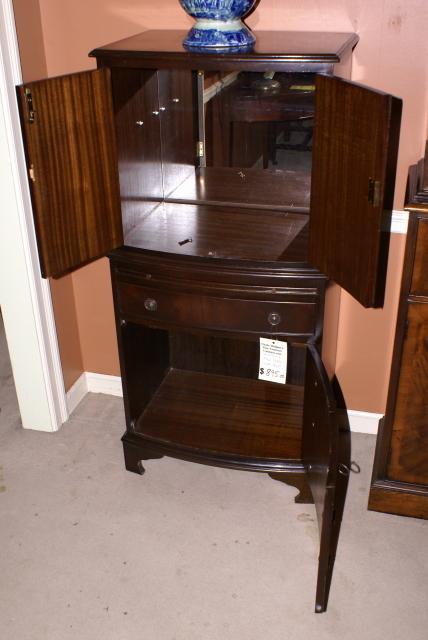 Mahogany Antique Liquor Cabinet Mahogany Antique Liquor Cabinet