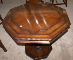 Jonathan Charles octagon center table