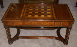 Jonathan Charles game coffee table